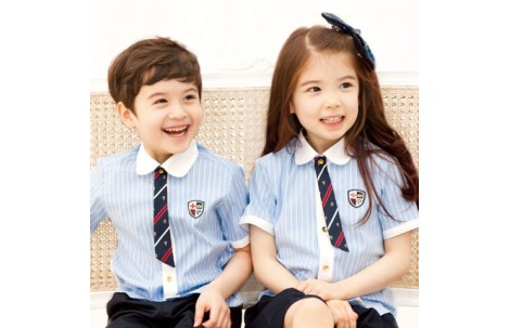Does wearing a school uniform enhance student behavior?