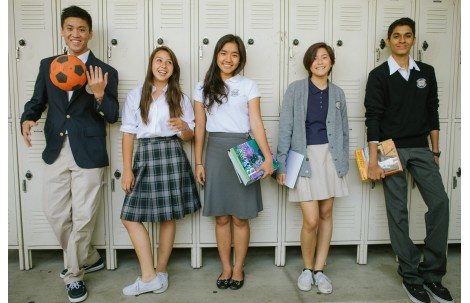 What's the purpose of school uniforms?
