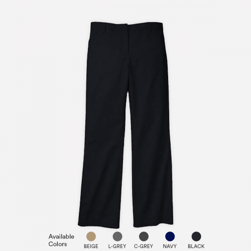 Junior Girl Trouser With Elasticated Back