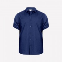 SHORT SLEEVE POLY COTTON  SHIRTS